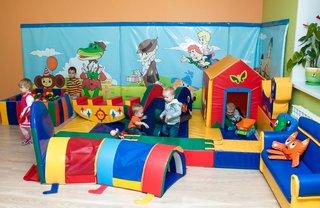 детский игровая комната официальный сайт